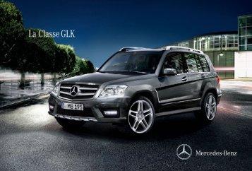 La Classe GLK - Mercedes-Benz France