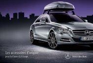 Les accessoires d'origine - Mercedes-Benz France