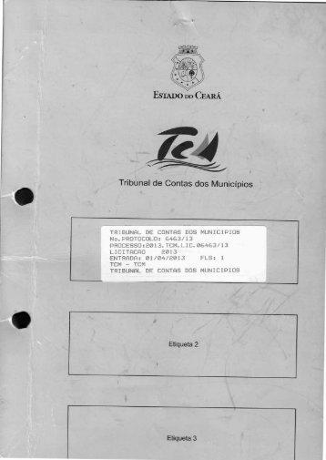 talude - TCM-CE