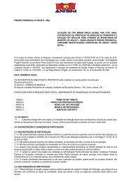 EDITAL Pregão Presencial nº 005-2013-PMA - Locação ... - TCM-CE