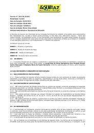 edital - Construção de Horta Hidropônica - TCM-CE