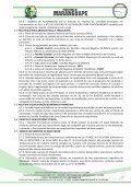 MINUTA DO EDITAL DO PREGÃO PRESENCIAL N - TCM-CE - Page 6
