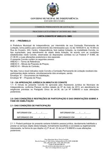 edital - TCM-CE