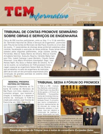 Set - Tribunal de Contas do Município de São Paulo