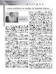 Nº 26 MARÇO - MAIO 2005 www.tcm.sp.gov.br - Tribunal de Contas ... - Page 3