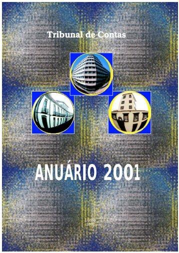 Tribunal de Contas - Anuário 2001 (I Parte)