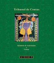 Relatório de Actividades e Contas 2005 - Tribunal de Contas