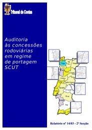 Relatório de Auditoria nº 14/2003 - 2ª Secção - Tribunal de Contas