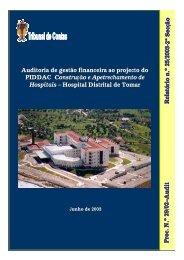 Relatório de Auditoria nº 25/2003 - 2ª Secção - Tribunal de Contas