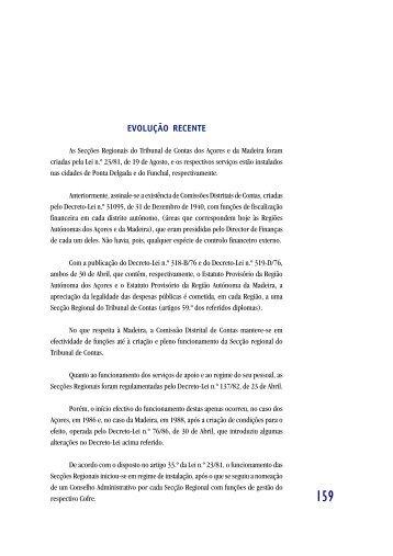 Apresentação das Secções Regionais da Madeira e dos Açores do ...