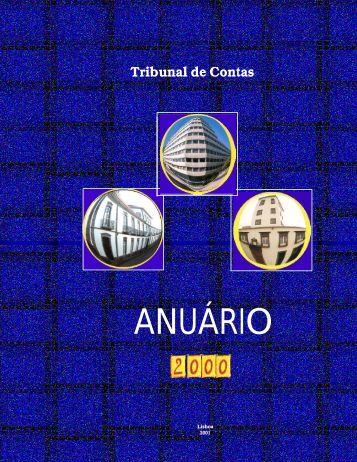 Tribunal de Contas - Anuário 2000 (I Parte)