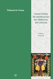 Colectânea de Legislação do Tribunal de Contas