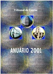 2001 - Tribunal de Contas