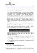 Ano de 2003 - Tribunal de Contas - Page 4
