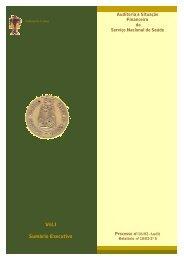 Relatório de Auditoria nº 10/2003 - 2ª Secção - Tribunal de Contas