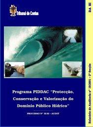Relatório de Auditoria nº 19/2001 - Tribunal de Contas