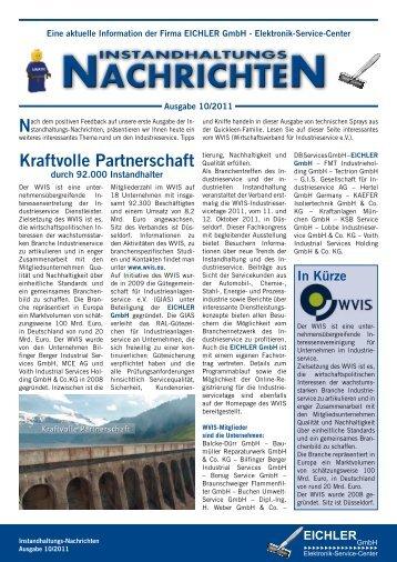 Professionelle Teilereinigung - Eichler GmbH