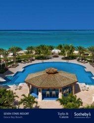 SEVEN STARS RESORT Grace Bay Beach - Turks & Caicos ...