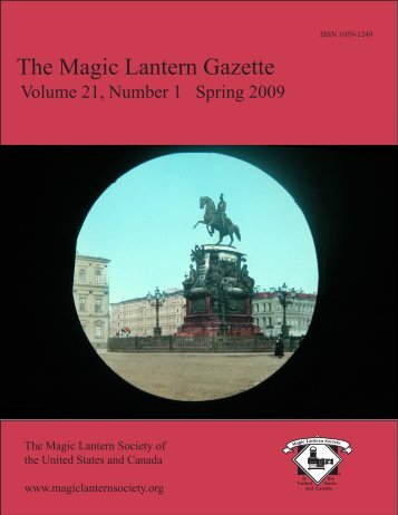 The Magic Lantern in Russia - Library