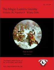 A Winter Night's Magic Lantern - Library