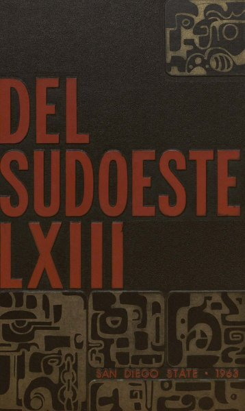 """""""Del Sudoeste"""" PDF - Library - San Diego State University"""