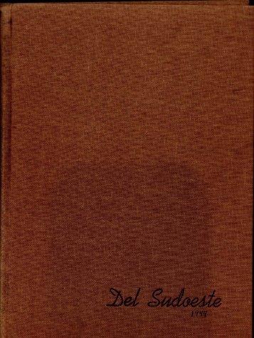 """""""Del Sudoeste"""" PDF - Library"""