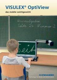 VISULEX® OptiView - FH Papenmeier GmbH & Co. KG