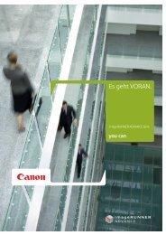Produktbroschüre - Office- und Kopiermanagement 2000