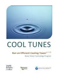 Run an Efficient Cooling Tower - Resource Venture