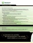 Solutions spécialisées pour les courtiers remisiers - TD Waterhouse - Page 4