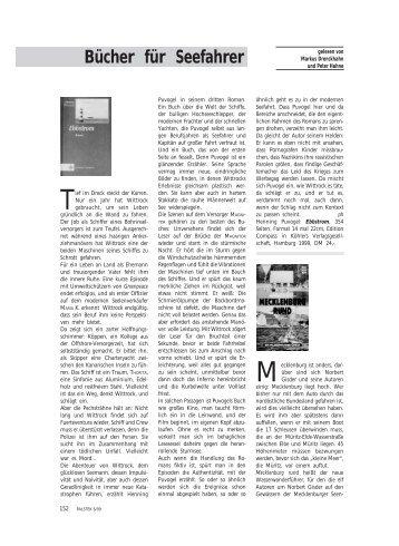 Palstek 6-1999 - auf den Internetseiten von Markus Drenckhan