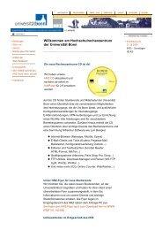 HRZ Uni Bonn: Willkommen am Hochschulrechenzentrum  der ...