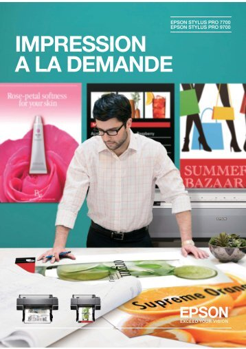 IMPRESSION A LA DEMANDE - SUPAG Informations