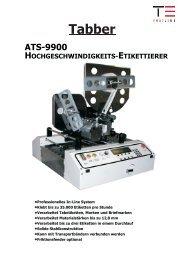 Tabber ATS 9900 - TE Postline