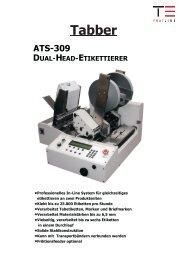 Tabber ATS 309 - TE Postline