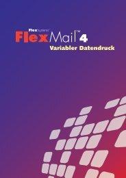 Prospekt FlexMail (pdf) - Pitney Bowes Deutschland GmbH