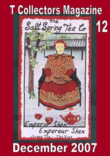 T Collectors Magazine 12.pub - Teabag Online