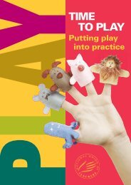 Play into practice - Early Years Education Ontario Network