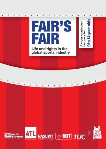 Fair's Fair - Playfair 2012