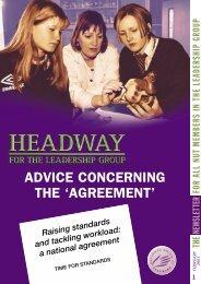 Headway February 2003 (headway_feb_03.pdf) - National Union of ...