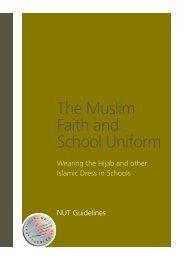 the Muslim faith and school uniform - Religion Law UK