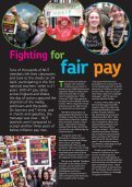 Fair pay for teachers! The campaign continues - National Union of ... - Page 3