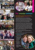 Fair pay for teachers! The campaign continues - National Union of ... - Page 4