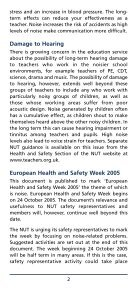 Noise - National Union of Teachers - Page 4