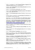 TEACHING THINKING SKILLS – SELECTED RESOURCES 2003 ... - Page 3