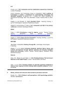 TEACHING THINKING SKILLS – SELECTED RESOURCES 2003 ... - Page 7