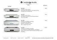 1 Cambridge Audio Stereo VK 03-2013