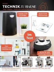 e-paper 6-2013 - Technik zu Hause