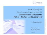 Präsentation - TechnologiePark - Paderborn