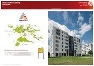 Top-Standorte der Wirtschaftsförderung Karlsruhe